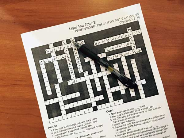 EP crossword